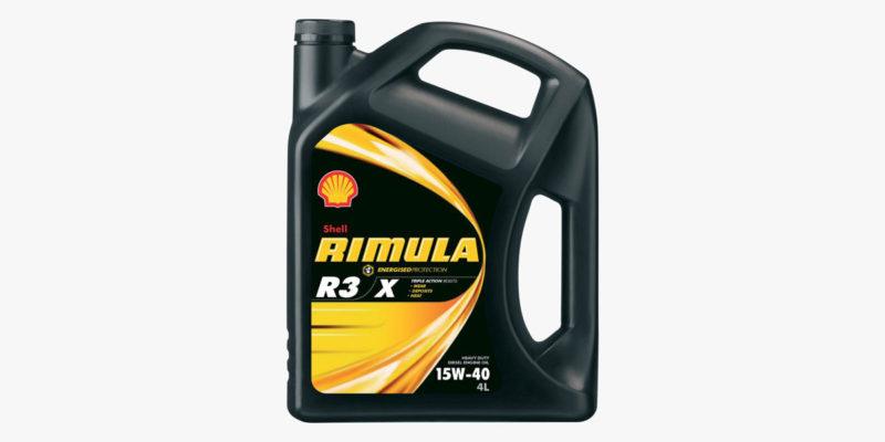 Jual SHELL RIMULA R3 X 15W-40