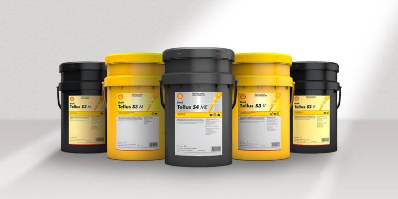 SHELL TELLUS S2 M 32, Industrial Hydraulic Fluid