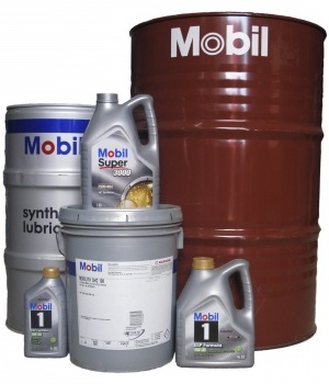 Mobil Delvac 1 LE 5W-30 synthetic diesel engine oil